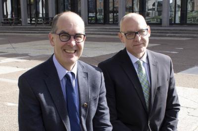 Dr. David Anderson & Dr. Michael Dunbar