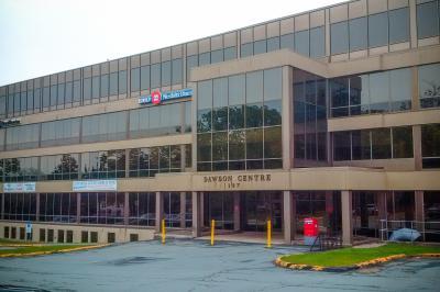 Dawson Centre exterior