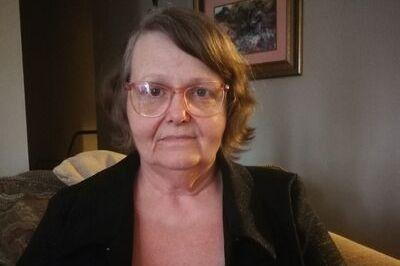 Sharon Martin, Community Health Team client